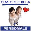 Omogenia Singles Logo